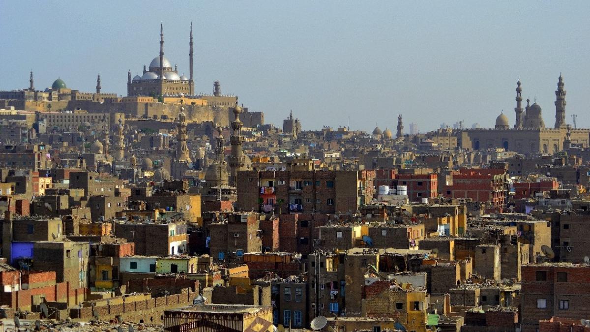 Il Cairo - La Città dei Faraoni (e del Traffico) 02