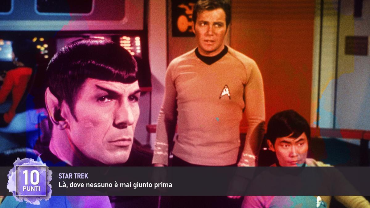 Star Trek – Là, dove nessuno è mai giunto prima (in 10 punti)