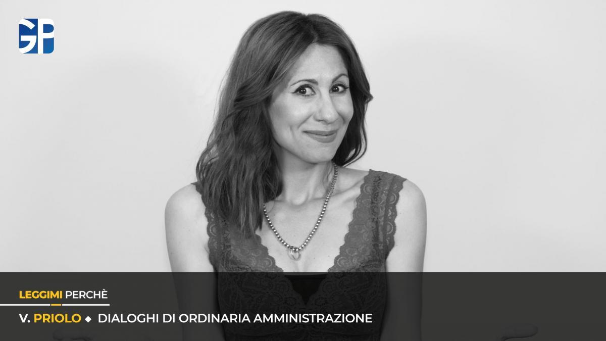 Virginie Priolo - Dialoghi d'Ordinaria Amministrazione