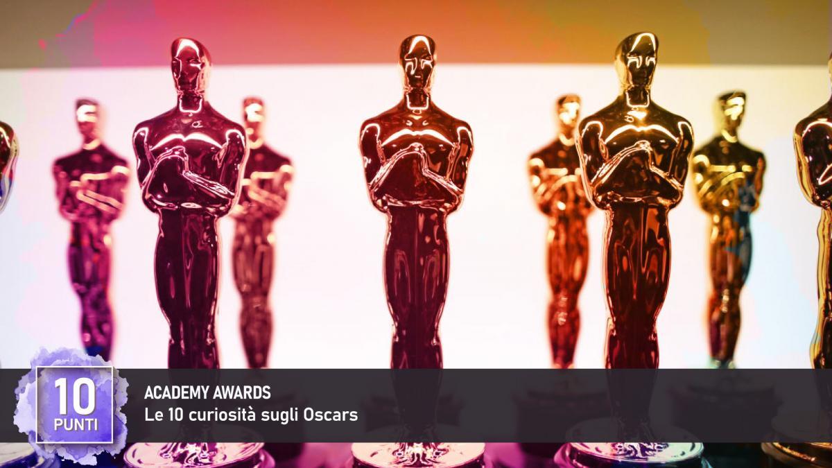 10 Curiosità da Oscar