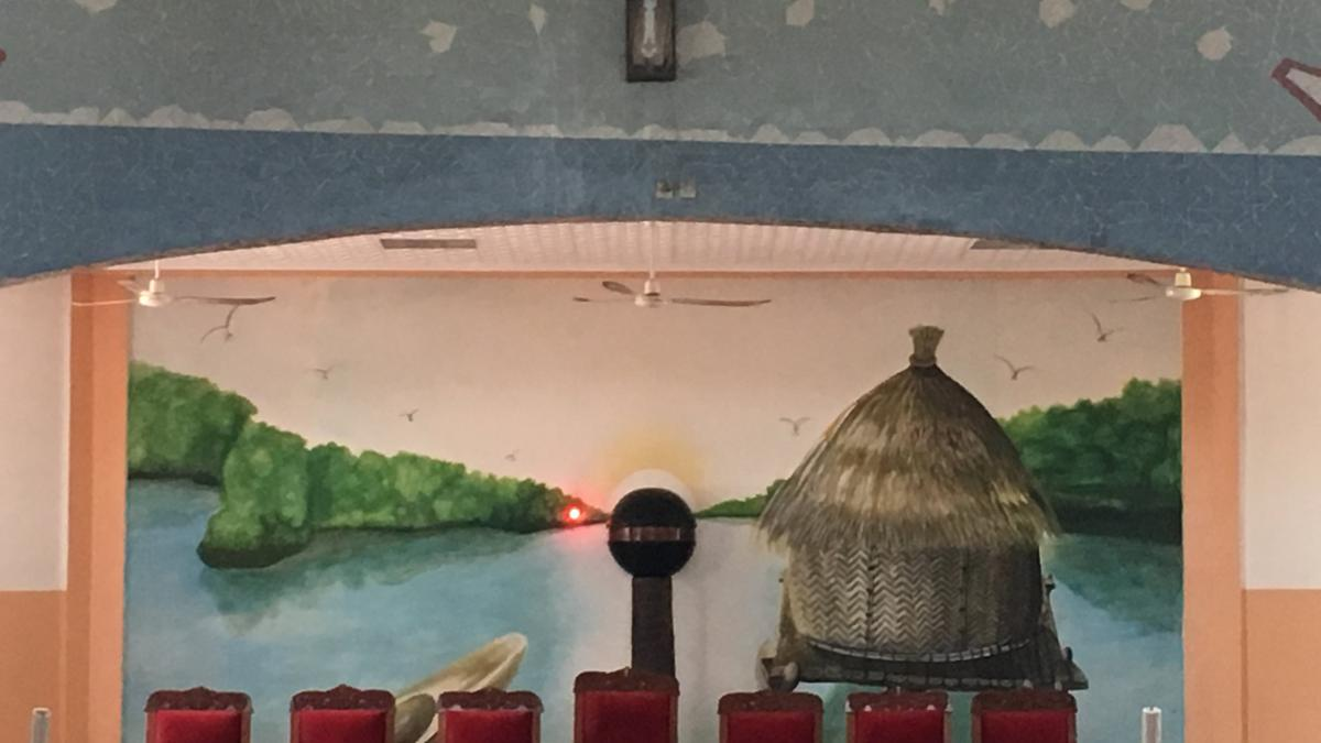 fadiouth rione cappella
