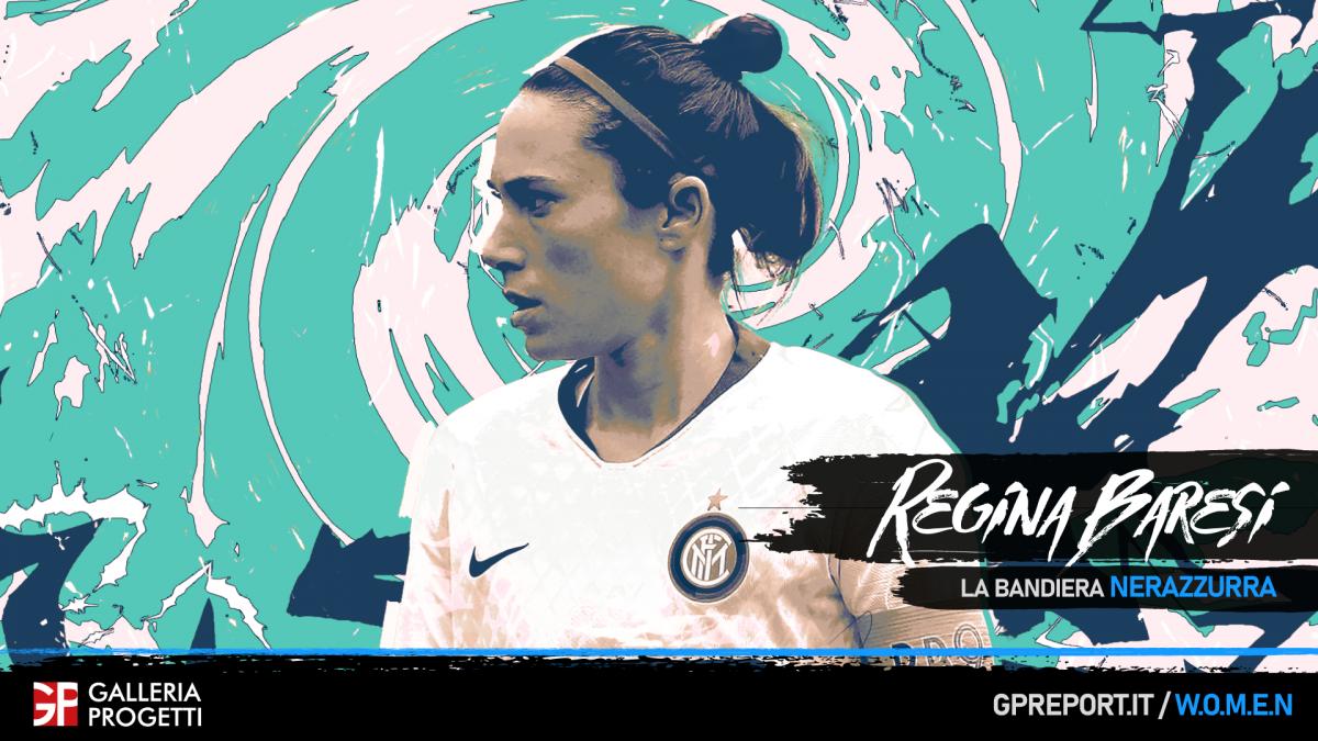 Regina Baresi – La Bandiera Nerazzurra