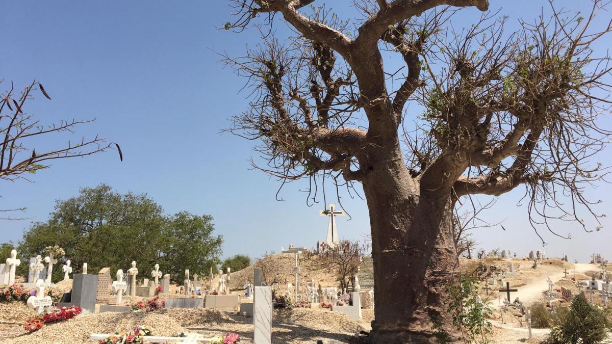 cimitero fadiouth