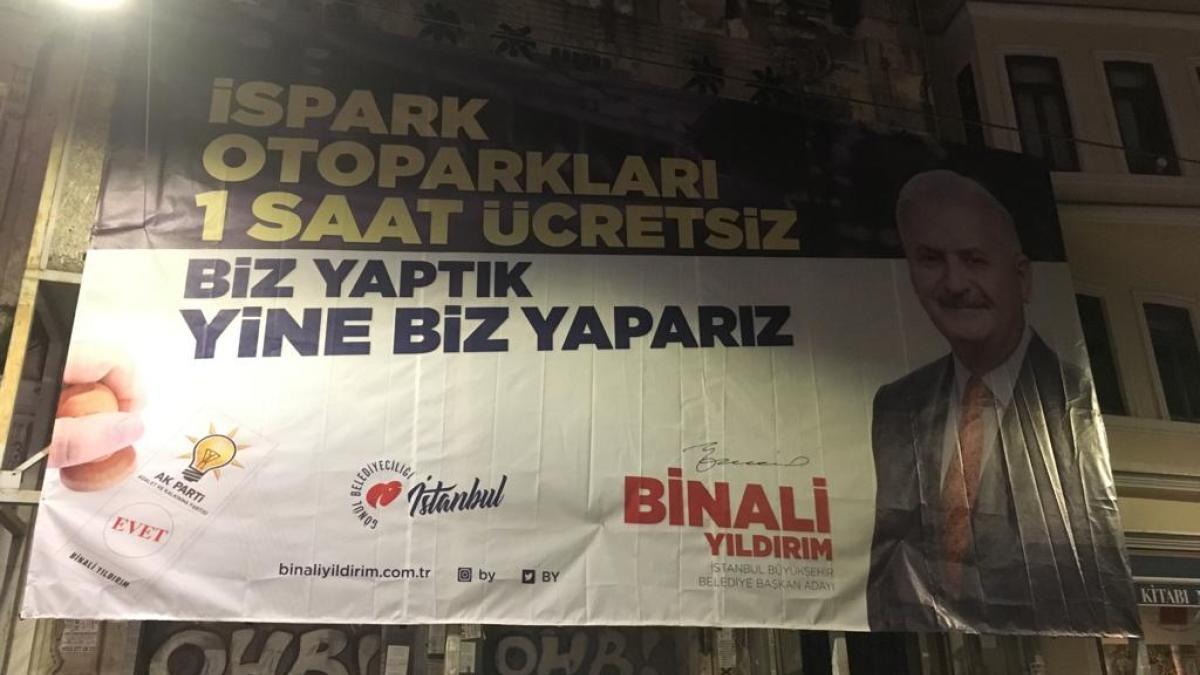 Binali for Mayor