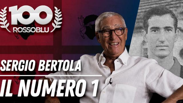 100Rossoblu - I protagonisti - Sergio Bertola