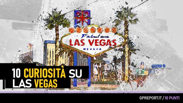 10 curiosità su Las Vegas