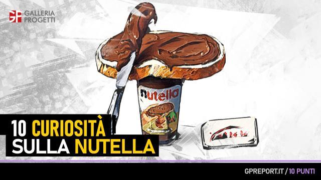 10 Curiosità sulla Nutella