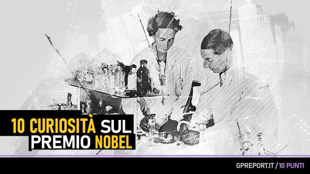 Premio Nobel - 10 Curiosità sul premio più ambito