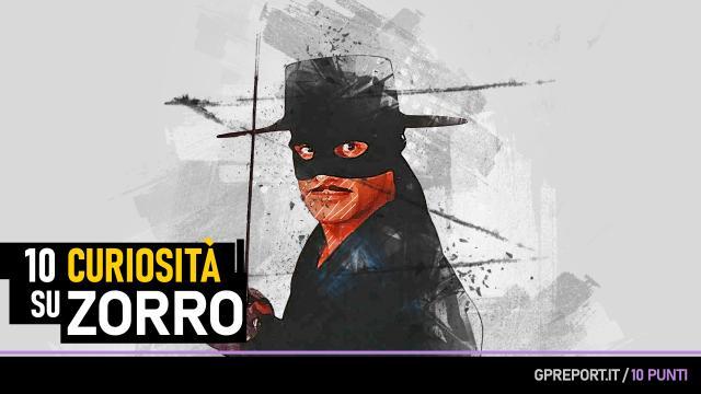 Zorro – 1 secolo da Volpe in 10 punti