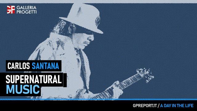 Carlos Santana – Supernatural Music
