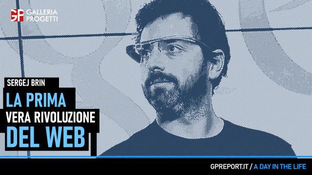 Sergej Brin - Googol? Google? La rivoluzione del Web