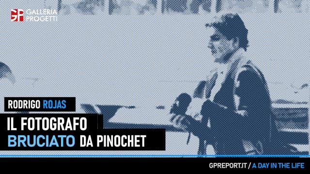Rodrigo Rojas – Il fotografo bruciato da Pinochet