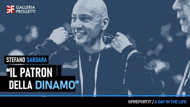 Stefano Sardara - Il Patron della Dinamo
