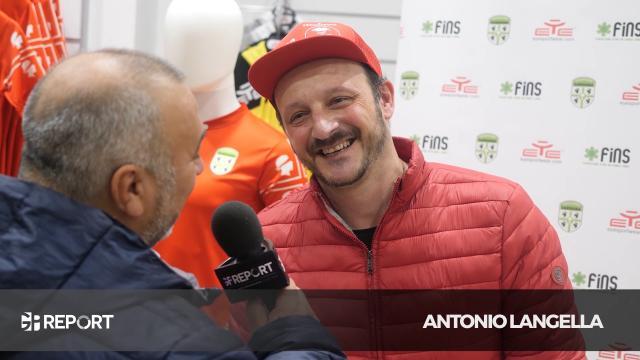 Nazionale Sarda - Intervista ad Antonio Langella