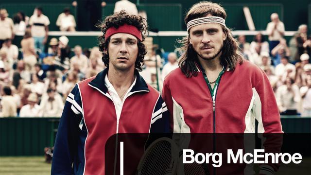 Borg McEnroe - La Consapevolezza
