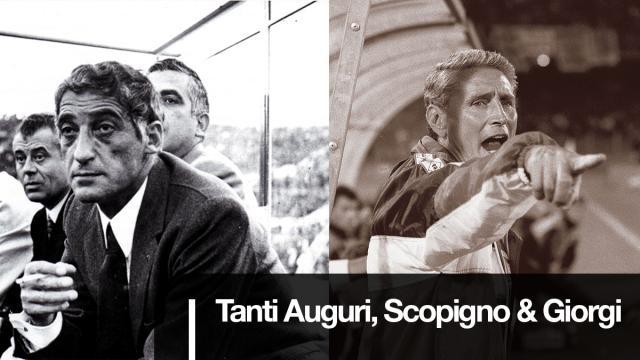 Buon Compleanno, Giorgi & Scopigno