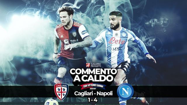 Commento a Caldo Cagliari Napoli 1 4