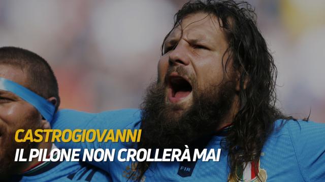 Castrogiovanni - Il Pilone non crollerà mai