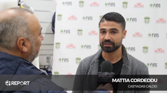 Nazionale Sarda - Intervista a Mattia Cordeddu