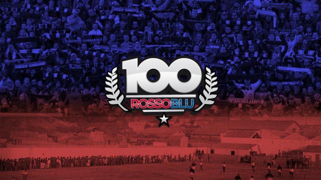 100 RossoBlu