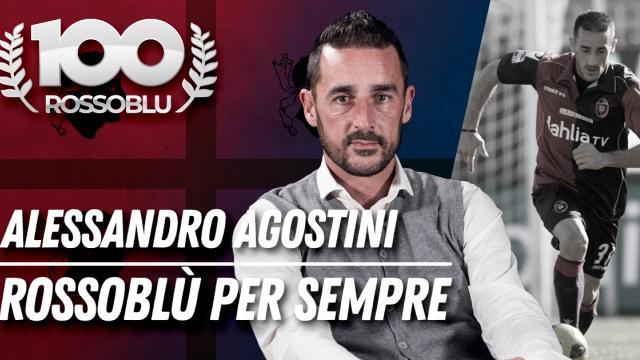 100Rossoblu - I protagonisti - Alessandro Agostini