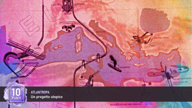 Atlantropa – Un Nuovo Continente (o quasi)