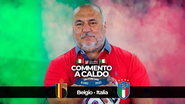 Commento a Caldo   Belgio - Italia 1-2