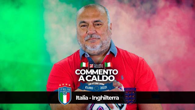 Commento a Caldo   Italia - Inghilterra 4-3
