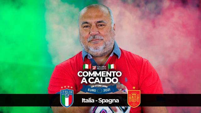 Commento a Caldo   Italia - Spagna 5-3 (d.c.r.)