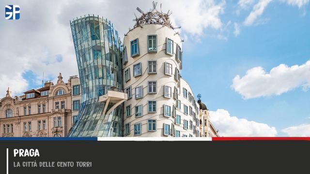 Praga, la Città delle Cento Torri - Stověžatá Praha