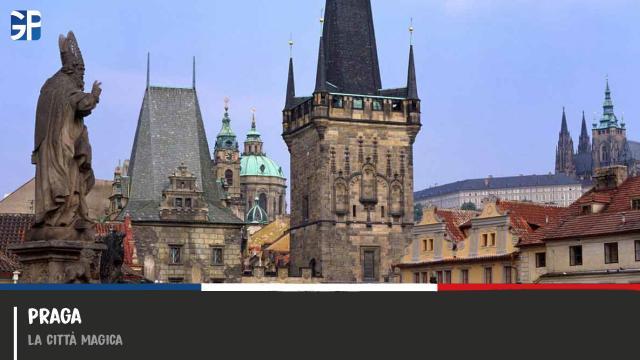 Praga, la Città Magica - Praha magické město