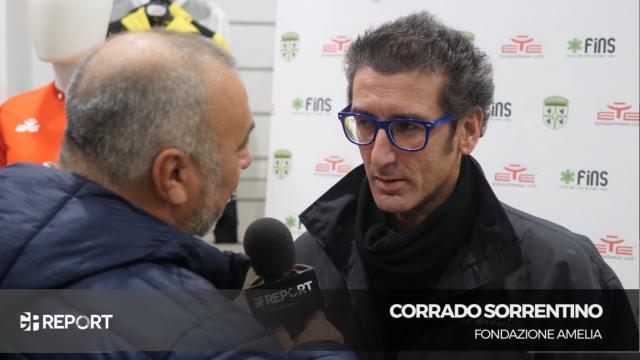 Nazionale Sarda - Intervista a Corrado Sorrentino