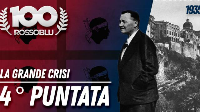 100Rossoblu - Quarta puntata - La Grande Crisi