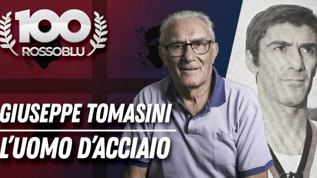 100Rossoblu - I protagonisti - Giuseppe Tomasini