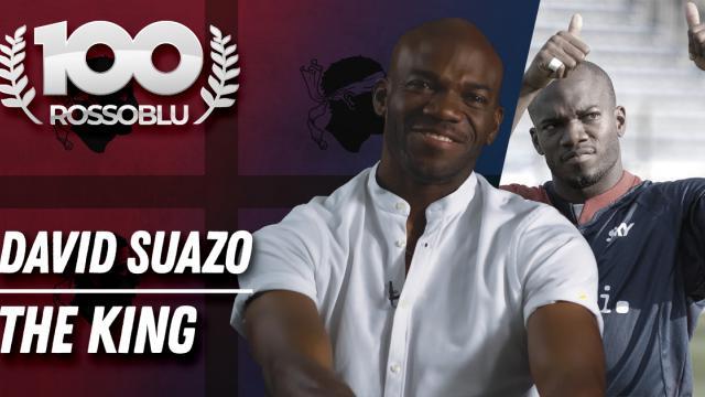 100Rossoblu - I protagonisti - David Suazo