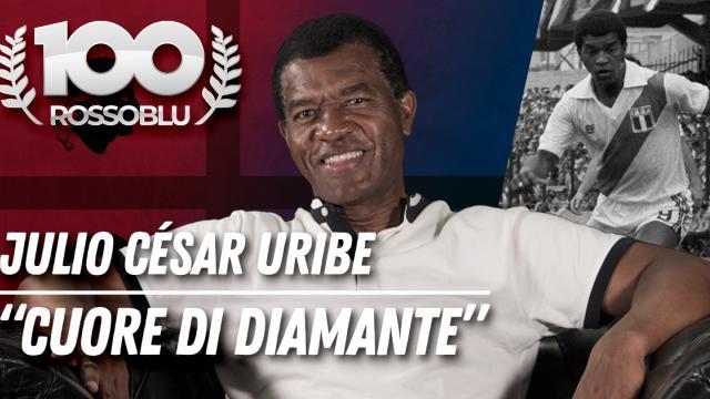 100ROSSOBLU - I PROTAGONISTI - JULIO CÉSAR URIBE