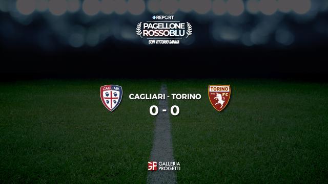 Pagellone Rossoblu | Cagliari - Torino 0 - 0
