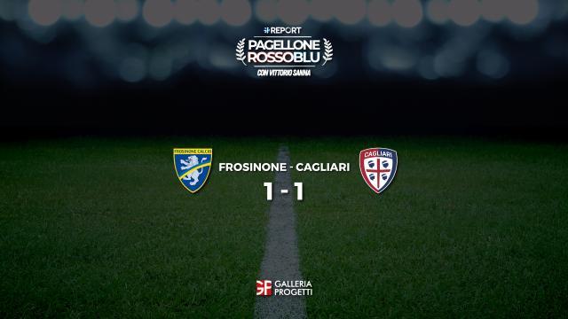 Pagellone Rossoblu | Frosinone - Cagliari 1 - 1