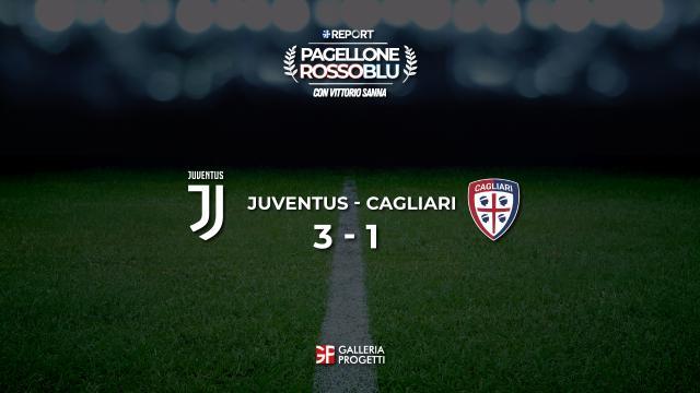Pagellone Rossoblu | Juventus - Cagliari 3 - 1