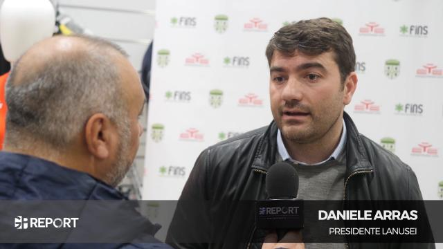 Nazionale Sarda - Intervista a Daniele Arras