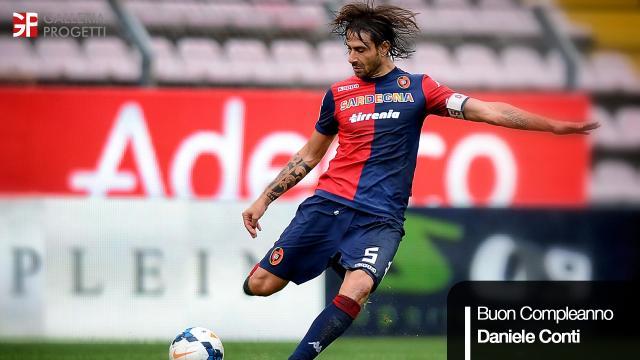 Buon Compleanno, Daniele Conti