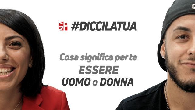 #diccilatua | Essere Uomo o Donna