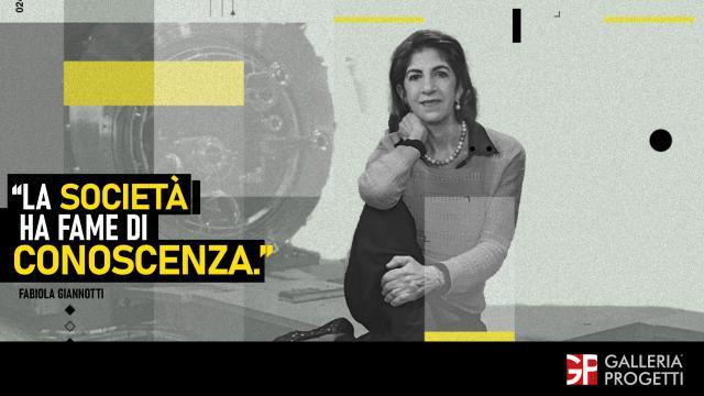 Fabiola Gianotti - Io e il CERN