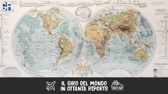 Il Giro del Mondo in Ottanta Reports
