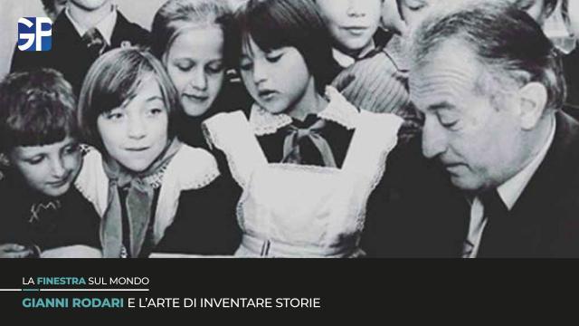 Gianni Rodari e l'arte di inventare storie