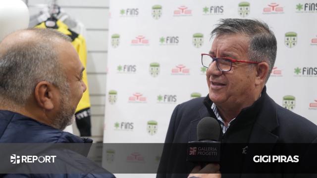 Nazionale Sarda - Intervista a Gigi Piras