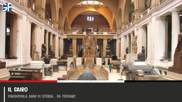 Il Cairo - 5000 anni di storia…da toccare