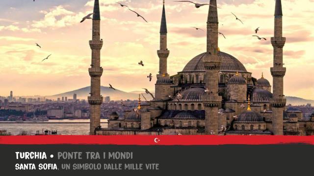 Santa Sofia Istanbul