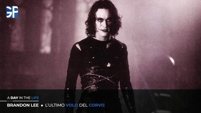 Brandon Lee – L'ultimo volo del Corvo