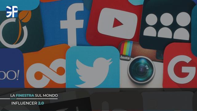 I social e il nuovo lavoro del 21esimo secolo a suon di #hashtag.